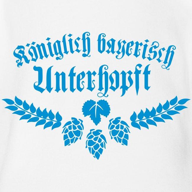 Königlich bayerisch unterhopft