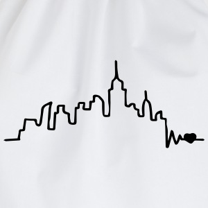 city-love T-Shirts - Turnbeutel