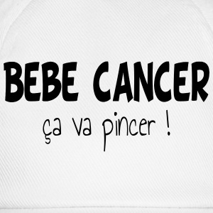 Bebe cancer Shirts - Baseballcap