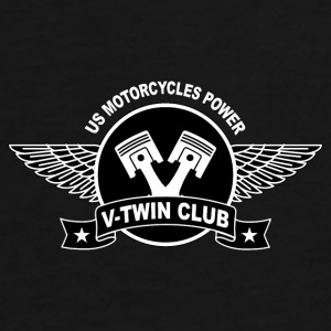 V-Twin power 17 Casquettes et bonnets - T-shirt Premium Homme