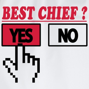 Best chief ? yes 222 Kookschorten - Gymtas