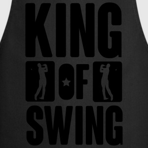 King of swing - Golf T-shirts - Forklæde