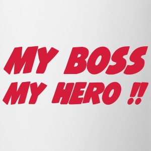 My boss My hero !! 222 T-shirts - Mok