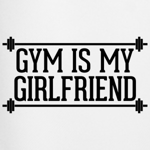 Gym Is My Girlfriend  T-shirts - Mannen voetbal shorts