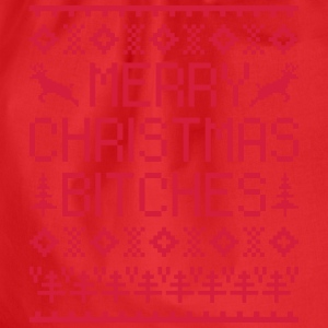 Merry Christmas Bitches  T-Shirts - Turnbeutel