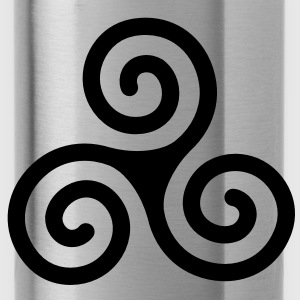 celtic Triskelion Hoodies & Sweatshirts - Water Bottle