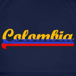 colombia T-Shirts - Baseball Cap