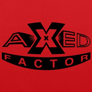 axed factor - Tote Bag