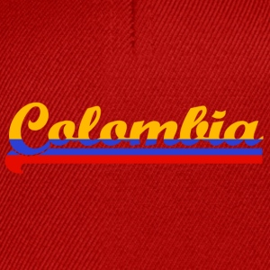 colombia Tee shirts - Casquette snapback