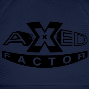 axed factor - Baseball Cap