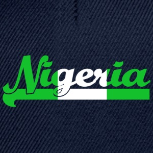 nigeria Tee shirts - Casquette snapback