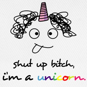 Shut up i'm a unicorn T-Shirts - Baseball Cap