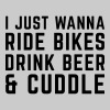 Ride Bikes, Drink Beer T-Shirts - Women's Premium T-Shirt