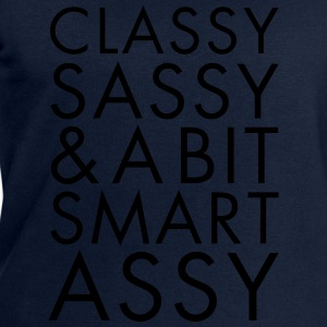 Classy, Sassy & A Bit Smart-assy T-Shirts - Men's Sweatshirt by Stanley & Stella