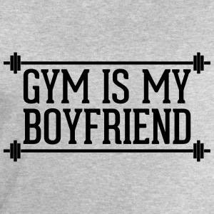 Gym Is My Boyfriend  Topy - Bluza męska Stanley & Stella