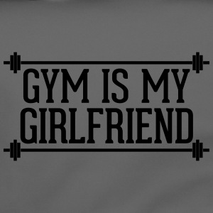 Gym Is My Girlfriend  Caps & Mützen - Umhängetasche