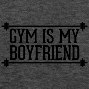 Gym Is My Boyfriend  Caps & Mützen - Frauen Tank Top von Bella