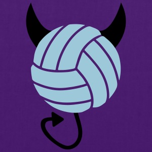Volleyball Devil Sweat-shirts - Tote Bag