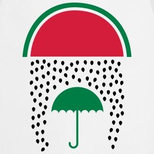 Watermelon Rain Tee shirts - Tablier de cuisine