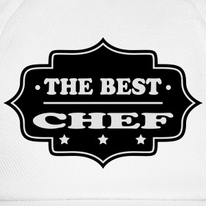 The best chef 111  Aprons - Baseball Cap