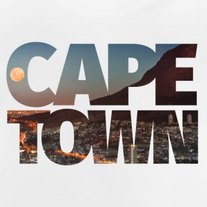 cape-town kapstadt – typo T-Shirts - Baby T-Shirt