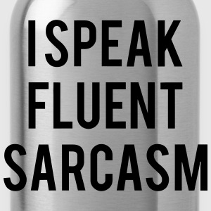 I SPEAK FLUENT SARCASTICALLY Gensere - Drikkeflaske
