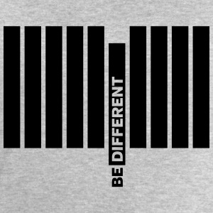 Be Different Camisetas - Sudadera hombre de Stanley & Stella