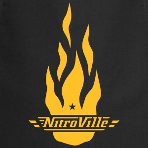 Nitroville Band Tee Firebrand - Cooking Apron