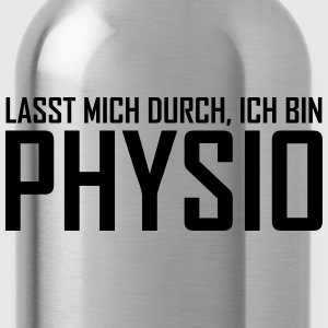 physio T-Shirts - Trinkflasche