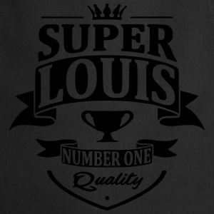 Super Louis Tee shirts - Tablier de cuisine