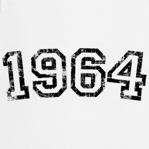 Year 1964 Birthday Vintage Anniversary T-Shirts - Cooking Apron