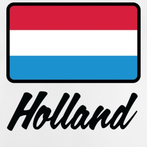 Nationalflagge von Holland T-Shirts - Baby T-Shirt
