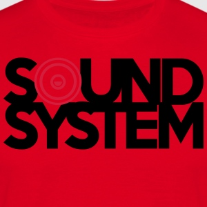 Sound System Tabliers - T-shirt Homme