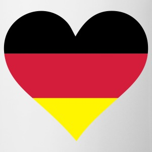 A Heart for Germany Tops - Mug