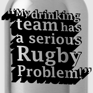 Rugby Problem - Water Bottle