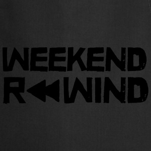 Weekend Rewind T-shirts - Keukenschort