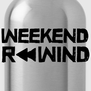 Weekend Rewind Magliette - Borraccia