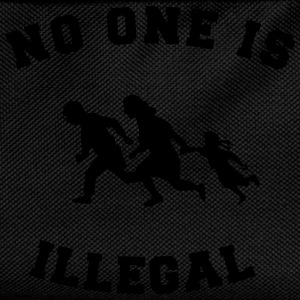no one is illegal T-Shirts - Kids' Backpack