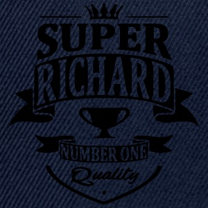 Super Richard Tee shirts - Casquette snapback