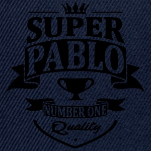 Super Pablo Tee shirts - Casquette snapback