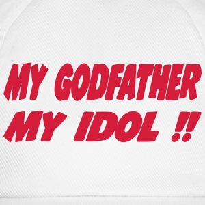 My godfather My  idol !! Shirts - Baseball Cap
