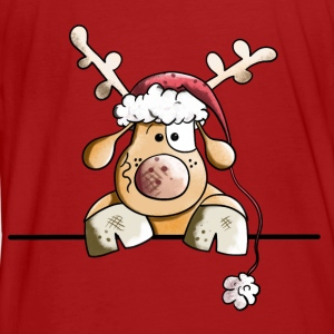 Rufus The Reindeer Hoodies & Sweatshirts - Men's Organic T-shirt