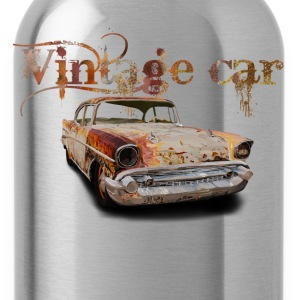 vintage car T-shirts - Drinkfles