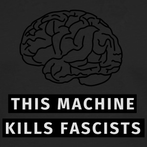 This machine kills fascists Tee shirts - T-shirt manches longues Premium Homme