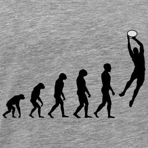 Evolution Rugby - Catch2 - Men's Premium T-Shirt