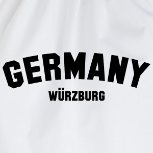 WÜRZBURG T-Shirts - Drawstring Bag