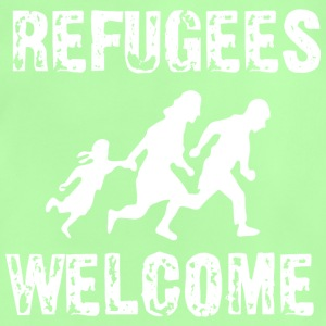 Refugees Welcome Beutel - Baby T-Shirt