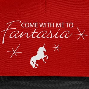 come with me Tops - Snapback Cap