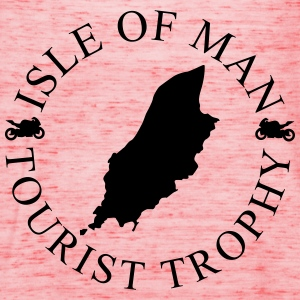 Isle of Man TT T-shirts - Vrouwen tank top van Bella