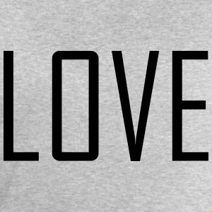 LOVE. Manches longues - Sweat-shirt Homme Stanley & Stella